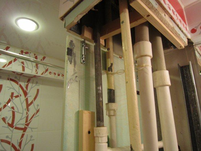 фото:Разборный короб для труб