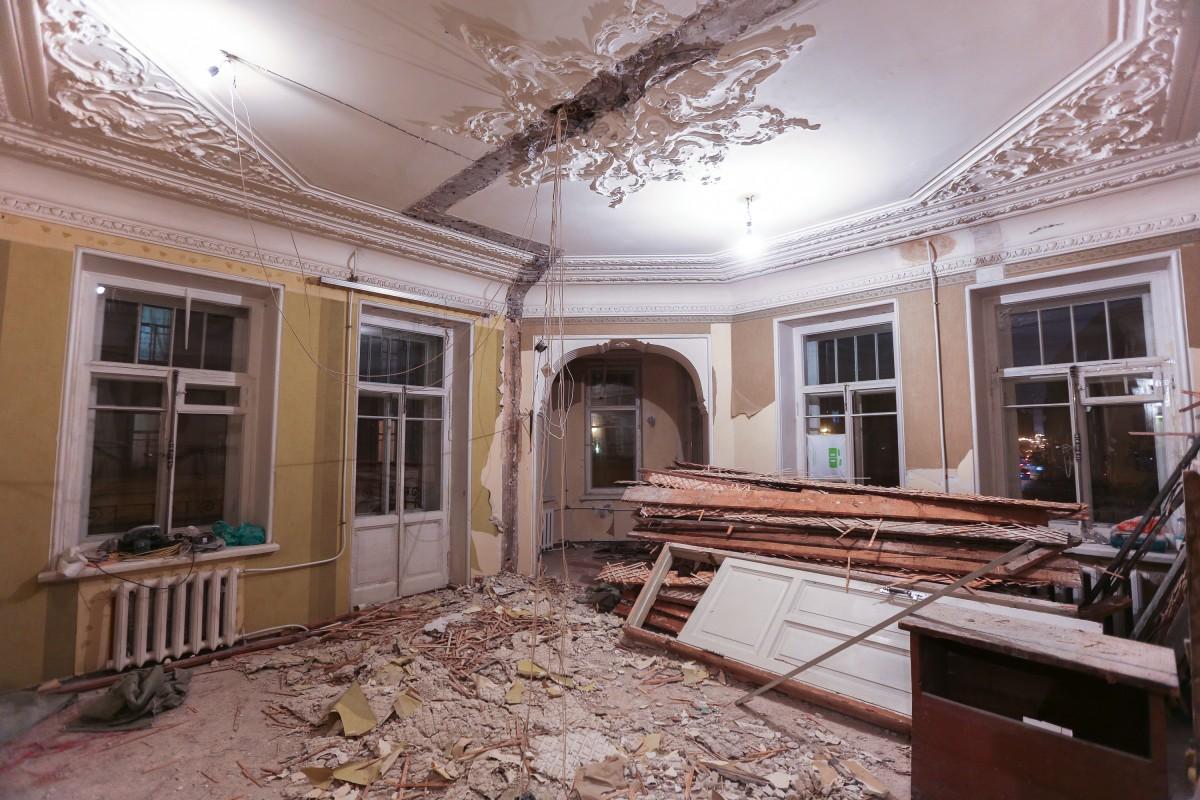 старый фонд дома спб фото появление новых современных