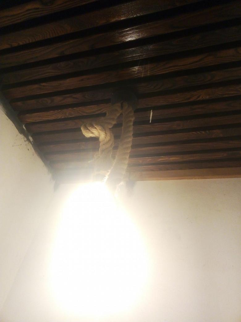 фото:Деревянный санузел