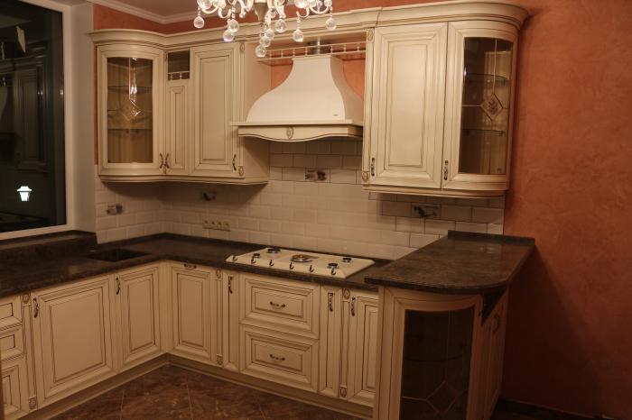 Кухня леонардо фото в квартире