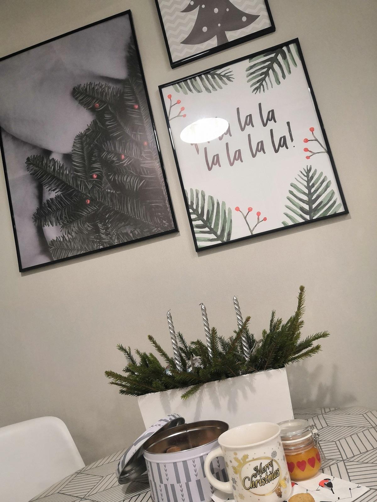 фото:Постеры под настроение)))) Любимая плитка. Удобный кран.